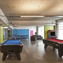 Games and Arts Room