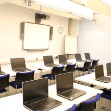 Canary Wharf Group Training Room